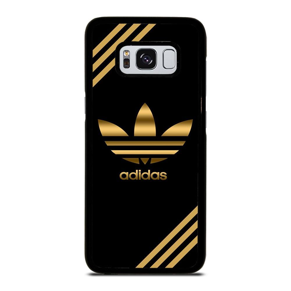 ADIDAS GOLD Samsung Galaxy S8 Case Cover