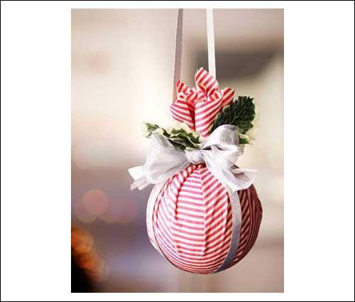 Christmas Craft Ideas for Kids DIY closet sachets  Christmas decor - christmas decorations diy