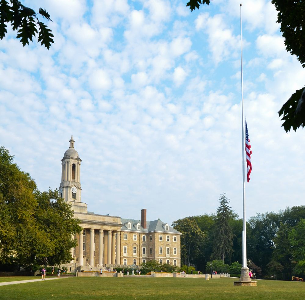 9/11/13 -- We remember all those who lost their lives -- including 10 Penn State alumni -- in the Sept. 11, 2001 attacks. We honor the military men and women -- including nine Penn Staters -- who have given their lives in service since that day. And we thank emergency responders and the servicemen and women who continue to devote their lives to keeping others safe.