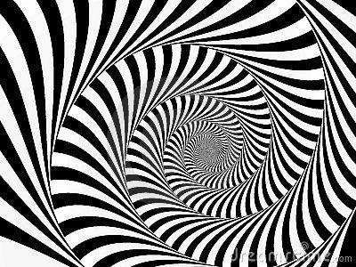Optical Art Designs : Spirale illusioni ottiche transfery transfers pinterest illusions