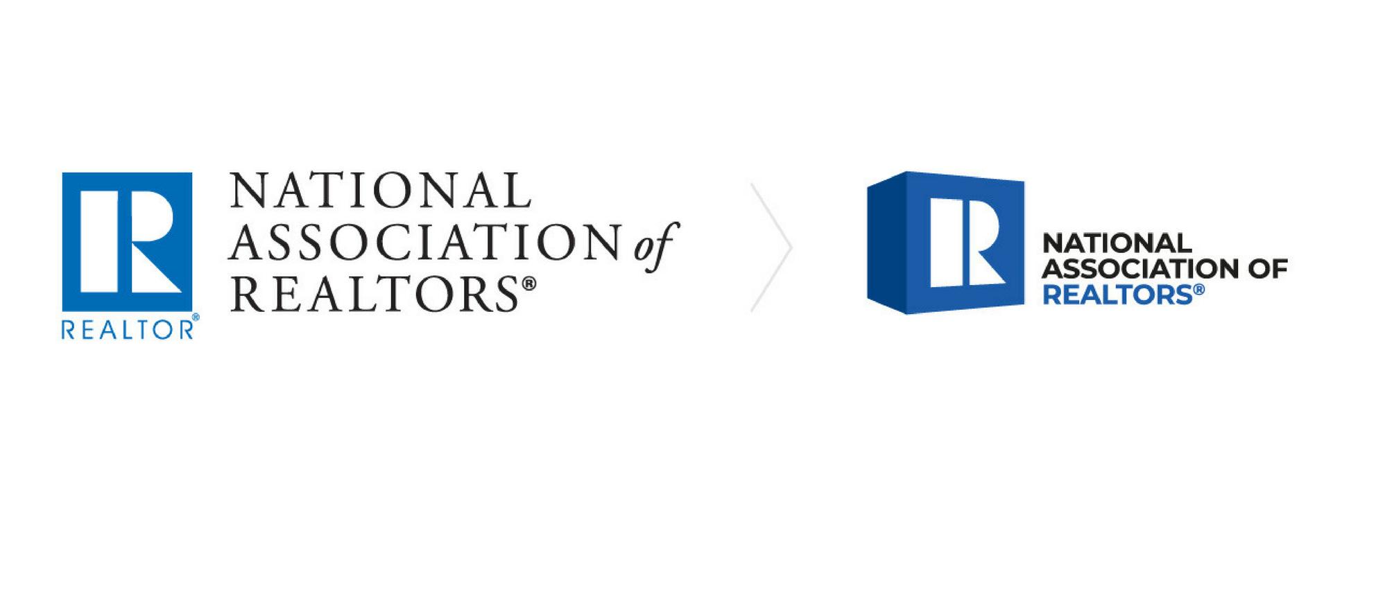 Realtors react to NAR's new threedimensional logo