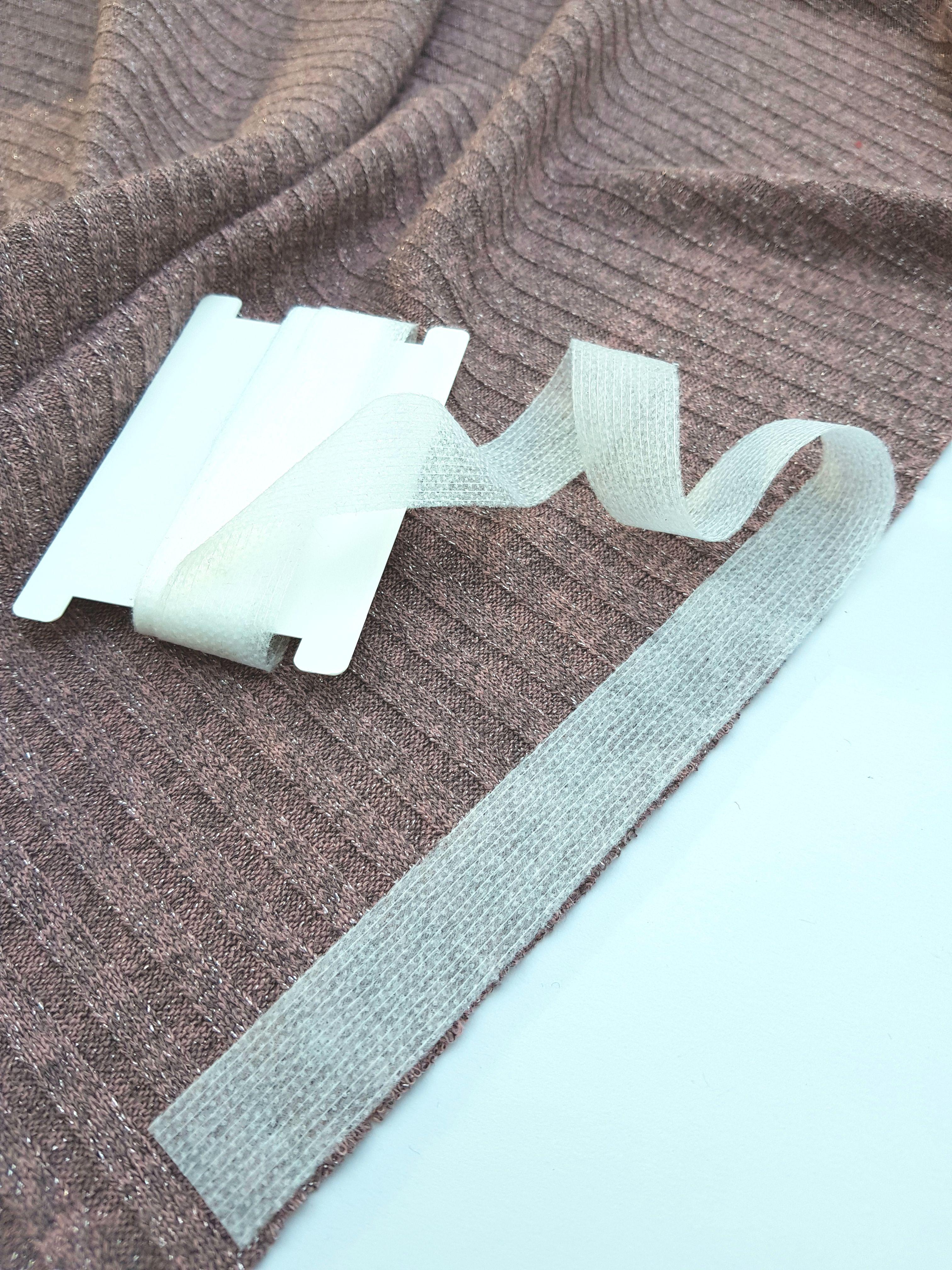 Nähen mit Strickstoffen - Wie nähe ich einen Pullover?