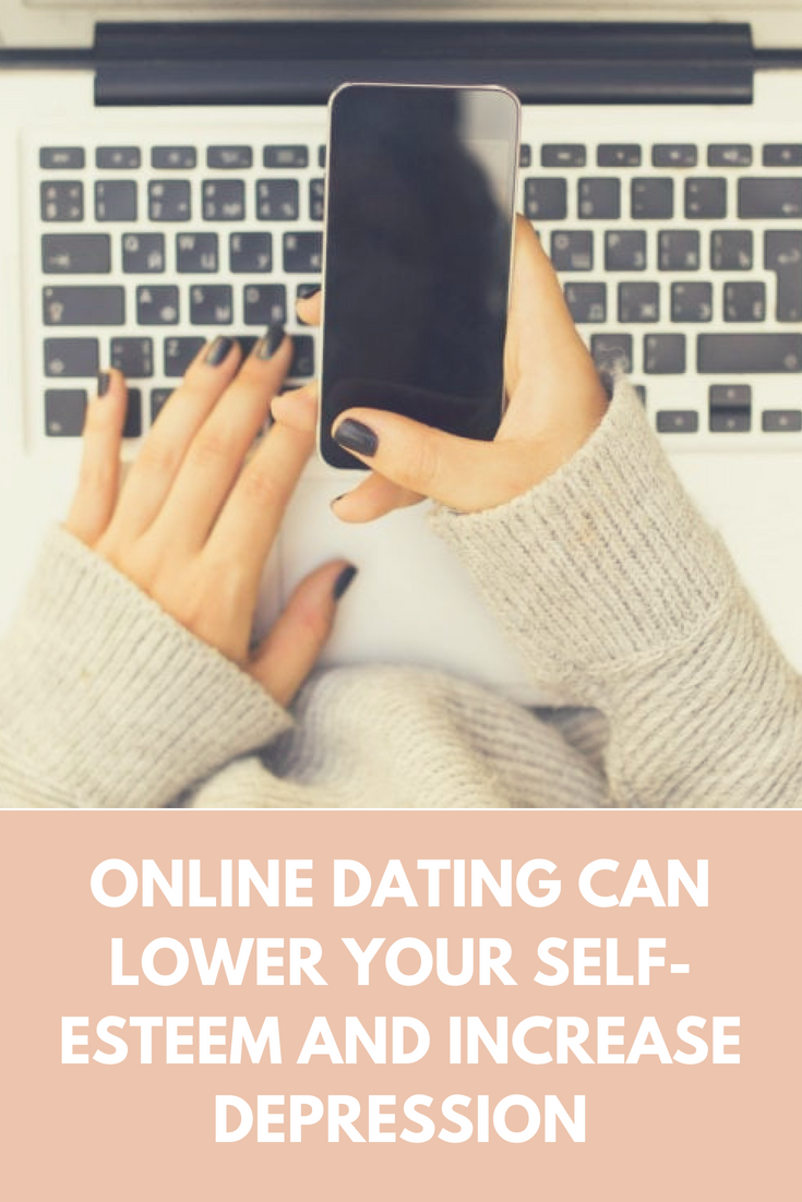 How can you find out if someone is using a dating website