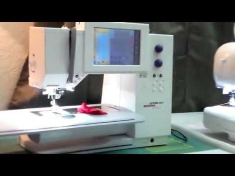 Embroidery With Your Bernina 40 40 For The First Time P Impressive Bernette 730 Sewing Machine Reviews