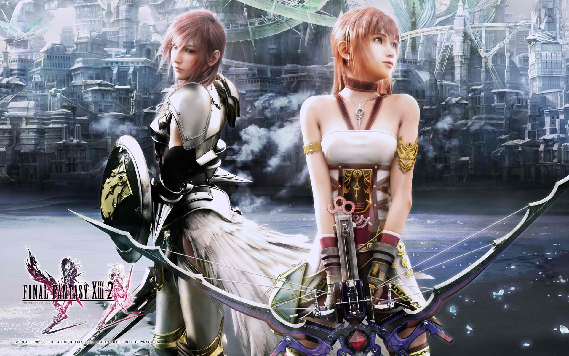 Final Fantasy Xiii Wallpapers P Wallpaper