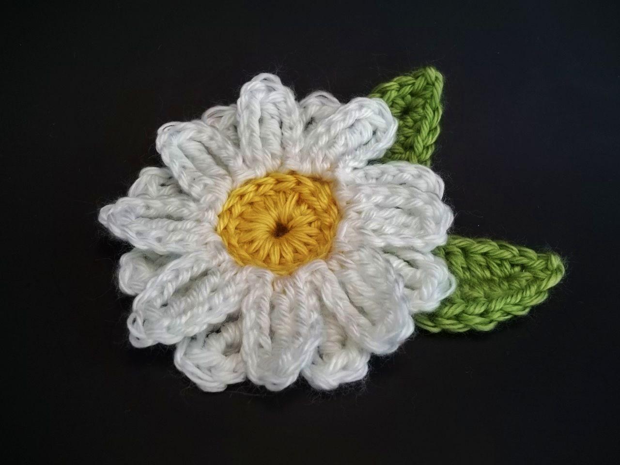 Crochet daisy patterns crochet for beginners crochet patterns crochet daisy patterns crochet for beginners izmirmasajfo
