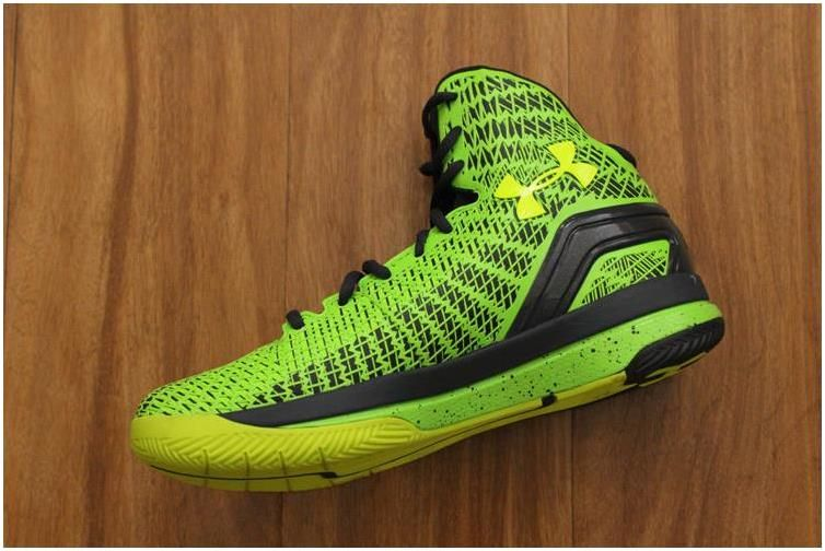 Under Armour Clutchfit Drive Curry Shoes Hyper Green Black Nike