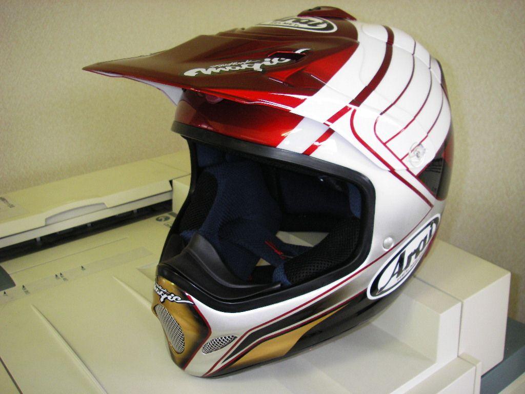 Paintworkmagic カスタムペイントショップ の画像 ヘルメット バイク カスタムペイント ヘルメット