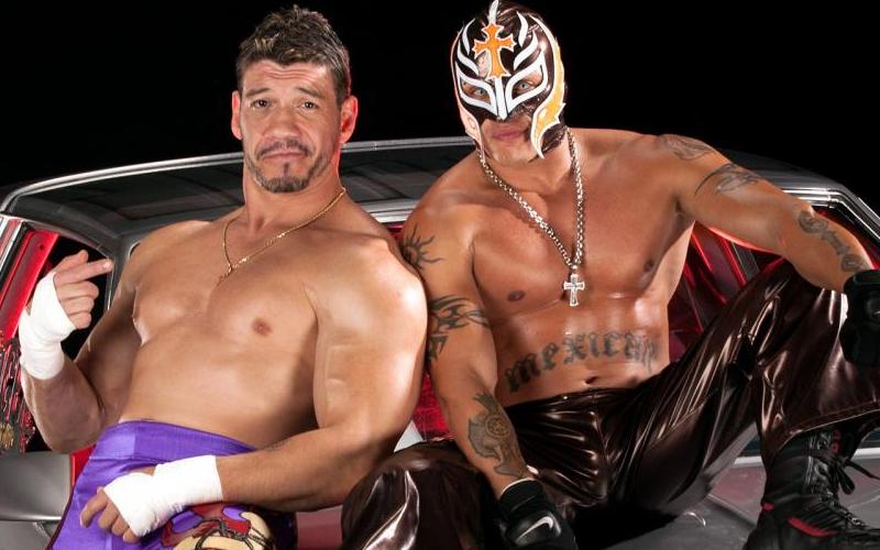 Sneak Peek At Wwe S Eddie Guerrero Rey Mysterio Royal Rumble Special Eddie Guerrero Royal Rumble Guerrero