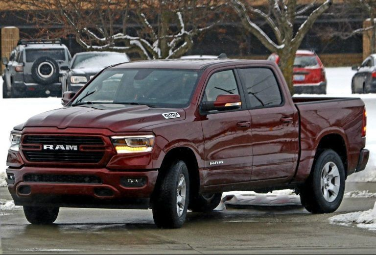 The 2019 Ram 1500 Hellcat Diesel Specs and Review 2019