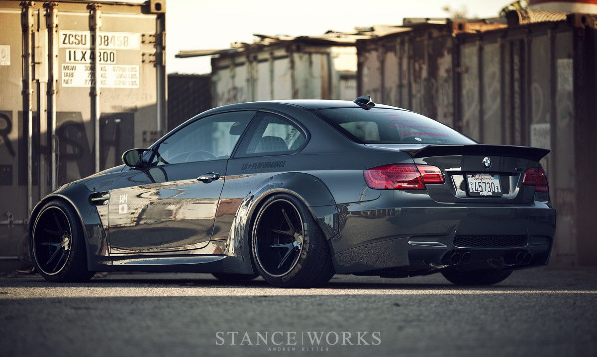 LibertyWalk widebody BMW M3