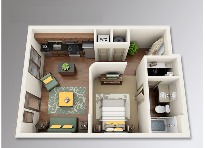 L mparas para apartamentos peque os modelos y estilos for Lamparas para apartamentos pequenos
