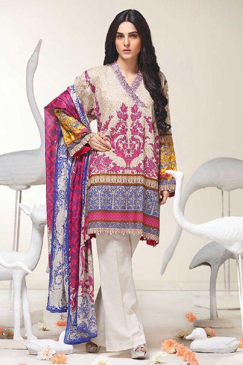 Dress design in pakistan 2018 summer