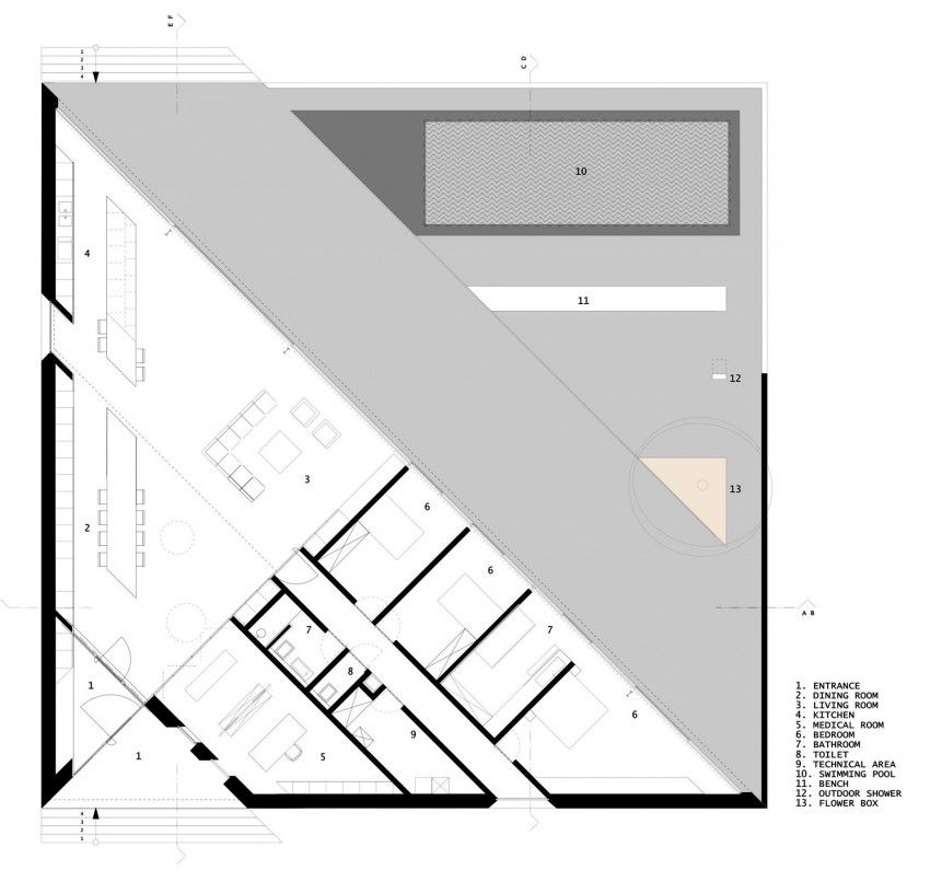 House CM Sint Truiden By MASS Architects