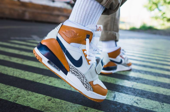 45b5e180968c70 Jordan Legacy 312 Medicine Ball Releasing This Weekend Classic OG colorways  have landed on the next