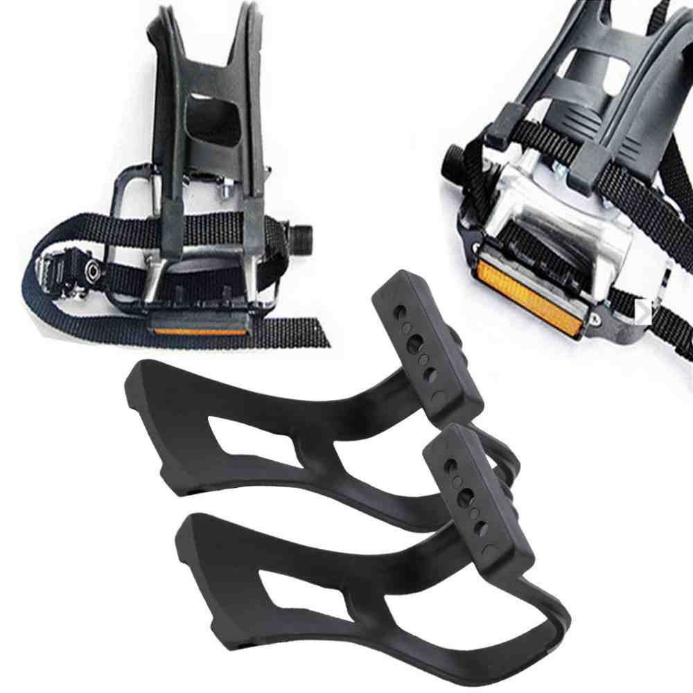 Bike Pedals With Toe Clips Bicycle Accessories Bike Bike Pedals