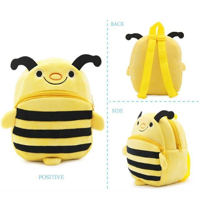 05949a762b Cartoon Plush Kids School Bags Children Girl Mini School Backpacks Baby  mochila Infant School Bags Boy Backpacks Gift For Kids