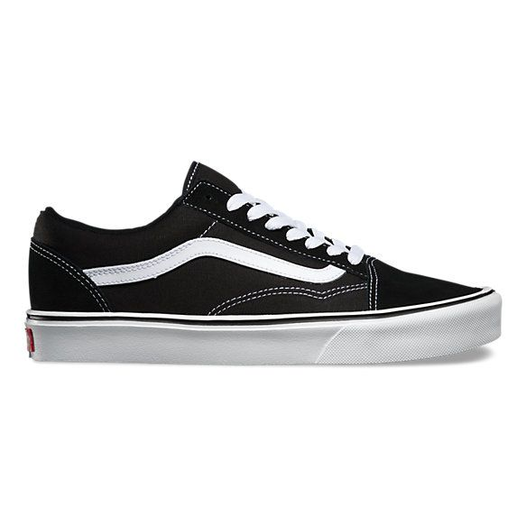 b398138292 The Suede Canvas Old Skool Lite has reengineered the classic Vans skate shoe  using innovative. Vans Skate ShoesMen s ShoesBlack And White ...
