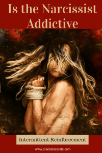 Is the narcissist addictive? Yes and I tell you my theory on