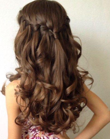 Peinados Para Ninas De 10 Anos Peinados Con Trenzas Peinados Elegantes Peinados Poco Cabello
