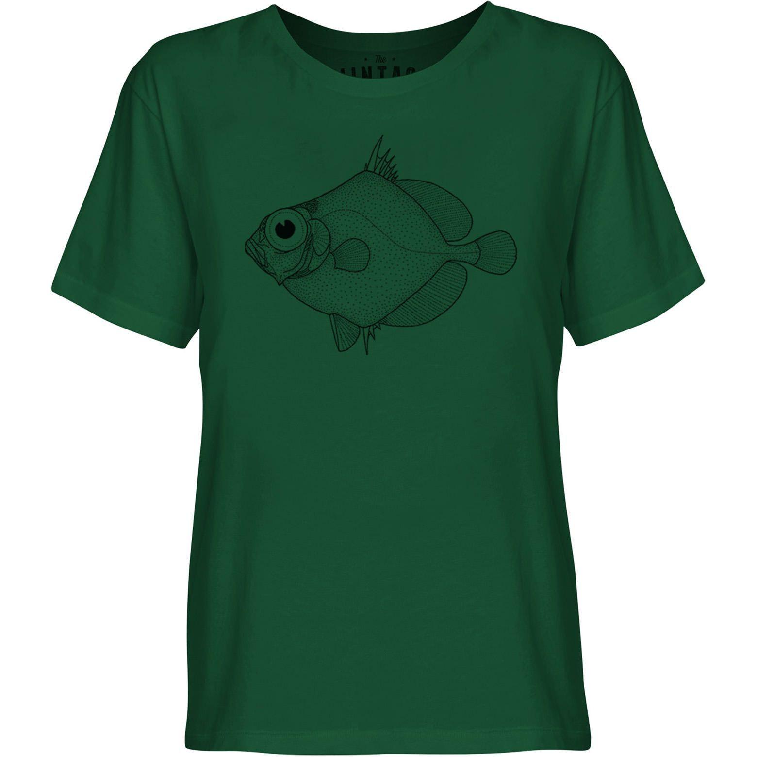 Mintage Big Eyed Fish Youth Fine Jersey T-Shirt