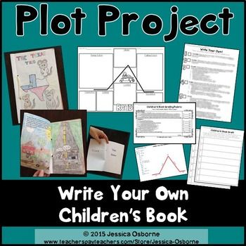 Childrens writing project