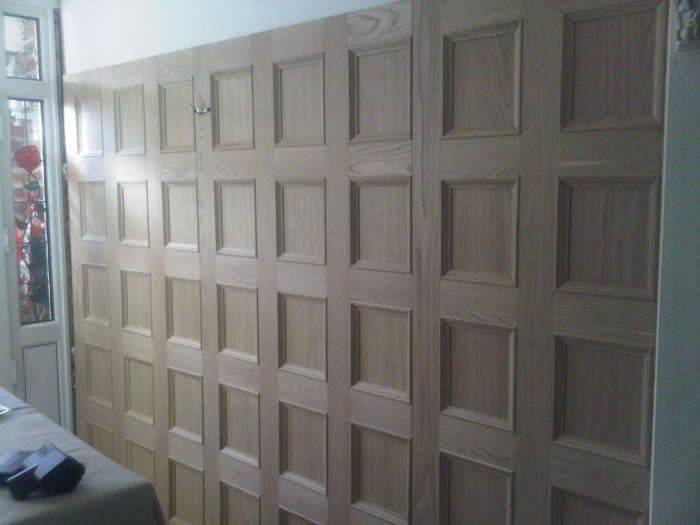 sleek modern paneling | ap wall panelling | pinterest | entrance