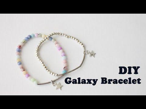 Diy galaxy bracelet tutorial i am a jewelry designer pinterest diy galaxy bracelet tutorial solutioingenieria Gallery