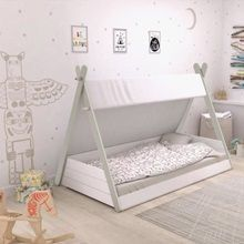 Youll Have One Happy Camper In The Kids Teepee Bed From Flair Furnishings With This Fabulous Your Kiddies Are Sure To Love Going