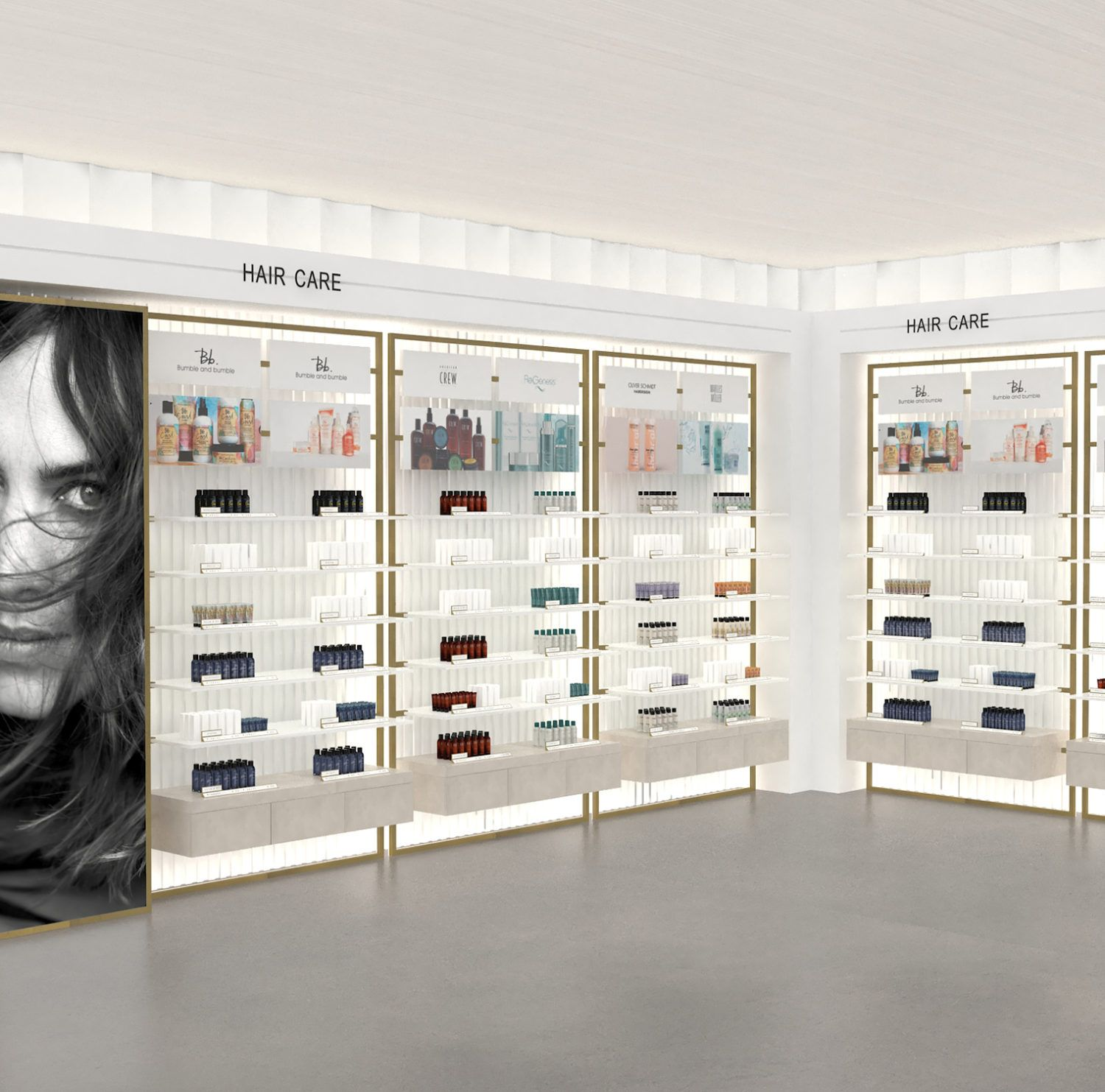 Douglas Frankfurt Strategy Design Deliver Of The New Store