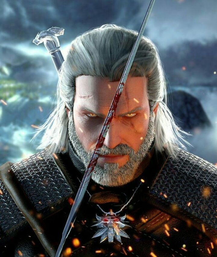 2 312 Quot Moy Aresei Quot 7 Sxolia Geralt Of Rivia Geralt Off Rivia Sto Instagram Quot The Witcher Wild Hunt The Witcher Geralt The Witcher Game
