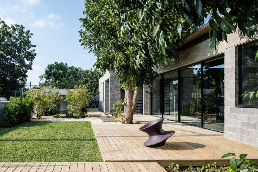 Architects Tamar Jacobs and Oshri Yaniv have