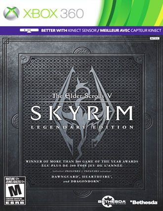 The thrill and allure of the Skyrim series is that you get