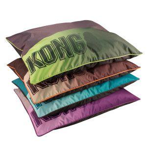 kong® pillow dog bed (color varies)   beds   petsmart   dog stuff