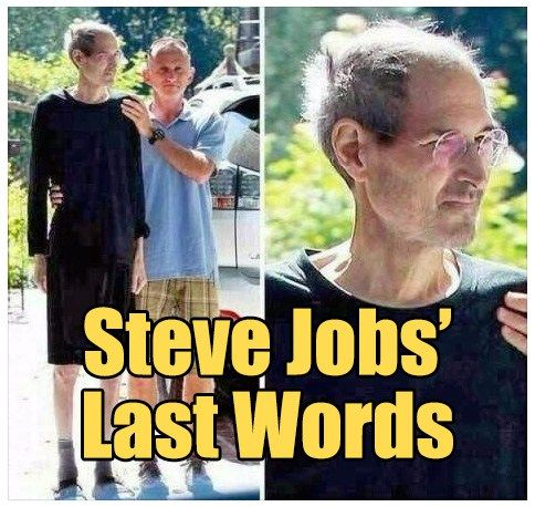 steve jobs last words debunked the rojak pot misc  steve jobs biography essay steve jobs last words debunked the rojak pot