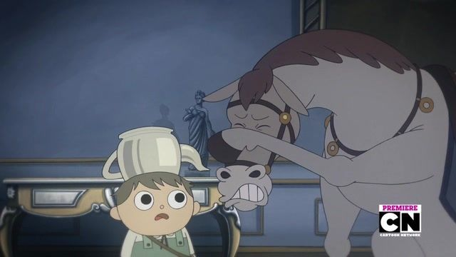 watch over the garden wall episode 5 mad love online for free in high quality - Over The Garden Wall Streaming