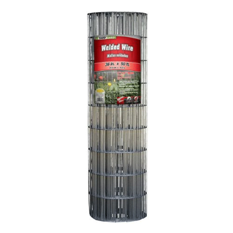 Welded Mesh Fence 36 In X 50 Ft Gardening Ideas Pinterest