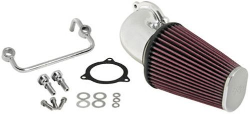 K N AIRCHARGER INTAKE SYSTEM (POLISHED) 63-1122P K63-1122P