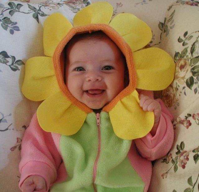 infant flower costume Halloween Pinterest Infant, Costumes and - halloween costume ideas for infants