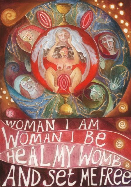 Being Woman: Yin, Yoni and Beyond | Women's Circle Meeting: Womb Healing with Cacao - Elena Angel