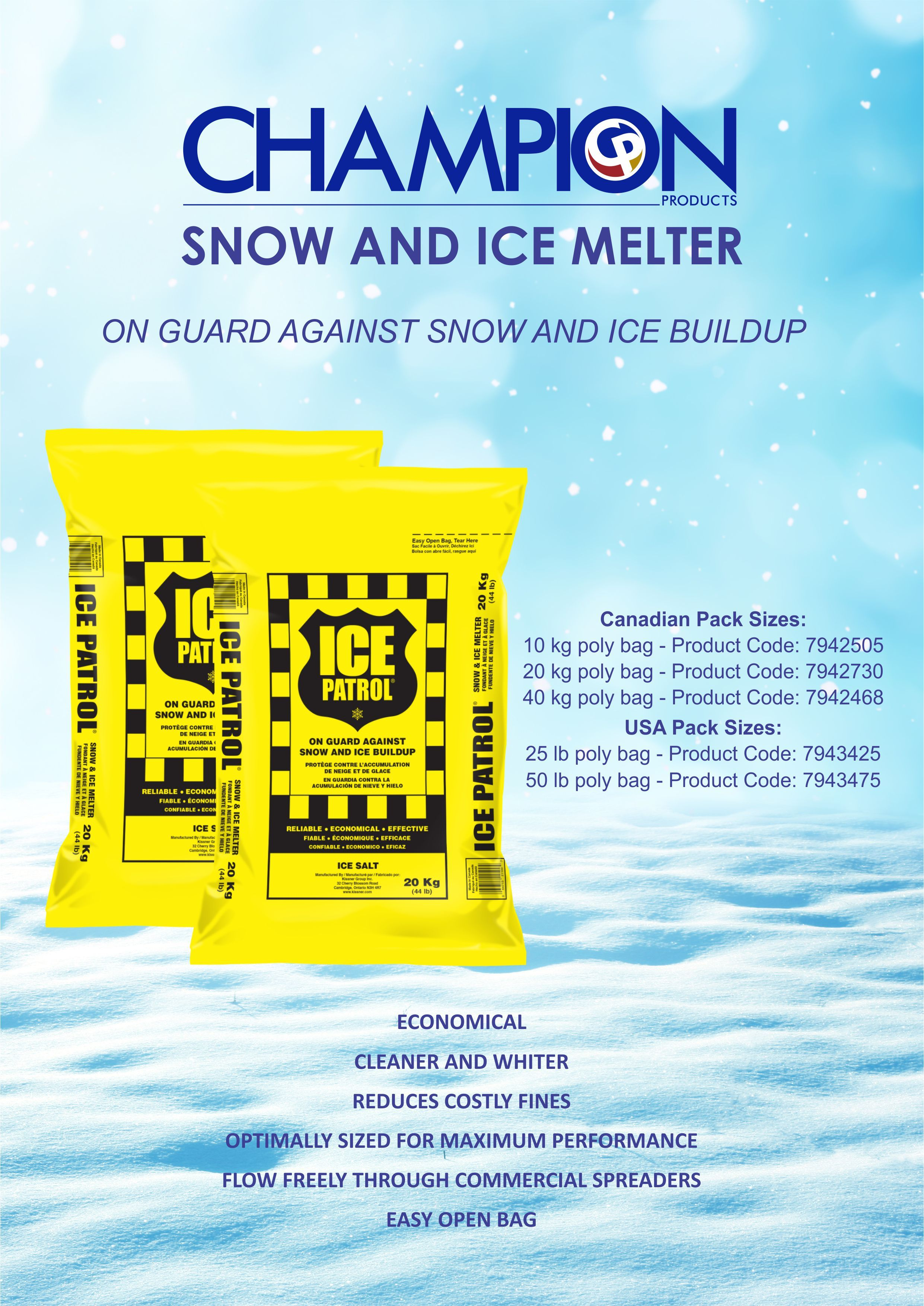 Pin By Champion Products On Winter Products Pinterest