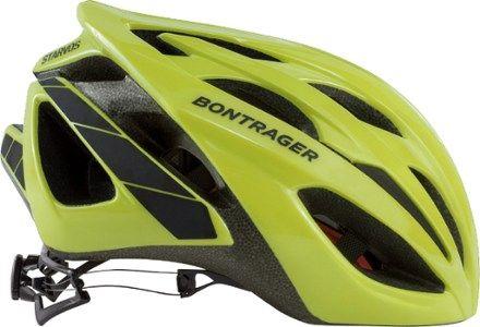 Bontrager Starvos Mips Road Bike Helmet Radioactive Yellow Xl