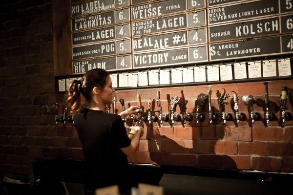Chalkboard Beer Menu  Chalkboard Art    Chalkboards