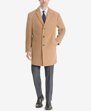 b7e79de804003 Calvin Klein Men s Prosper X-Fit Overcoat