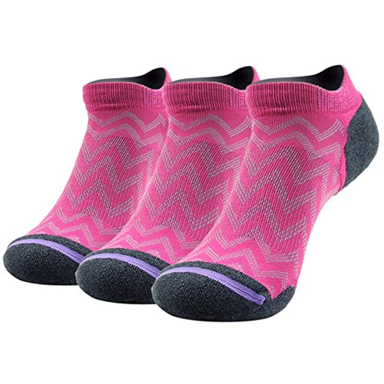 Unisex High Ankle Cushion Crew Socks Bright Circle Shape Casual Sport Socks