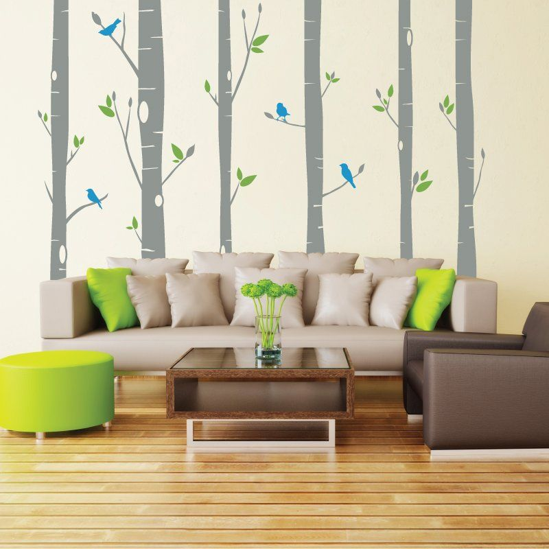 Woodland sparrows wall decal wall decals and nursery woodland sparrows wall decal thecheapjerseys Gallery