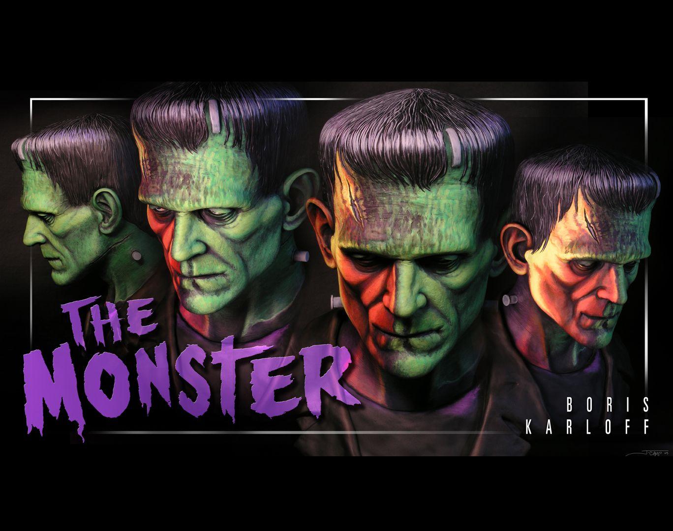 Holiday Halloween Frankenstein Monster Creature Horror Wallpaper Fe Halloween Desktop Wallpaper Halloween Wallpaper Halloween Wallpaper Backgrounds