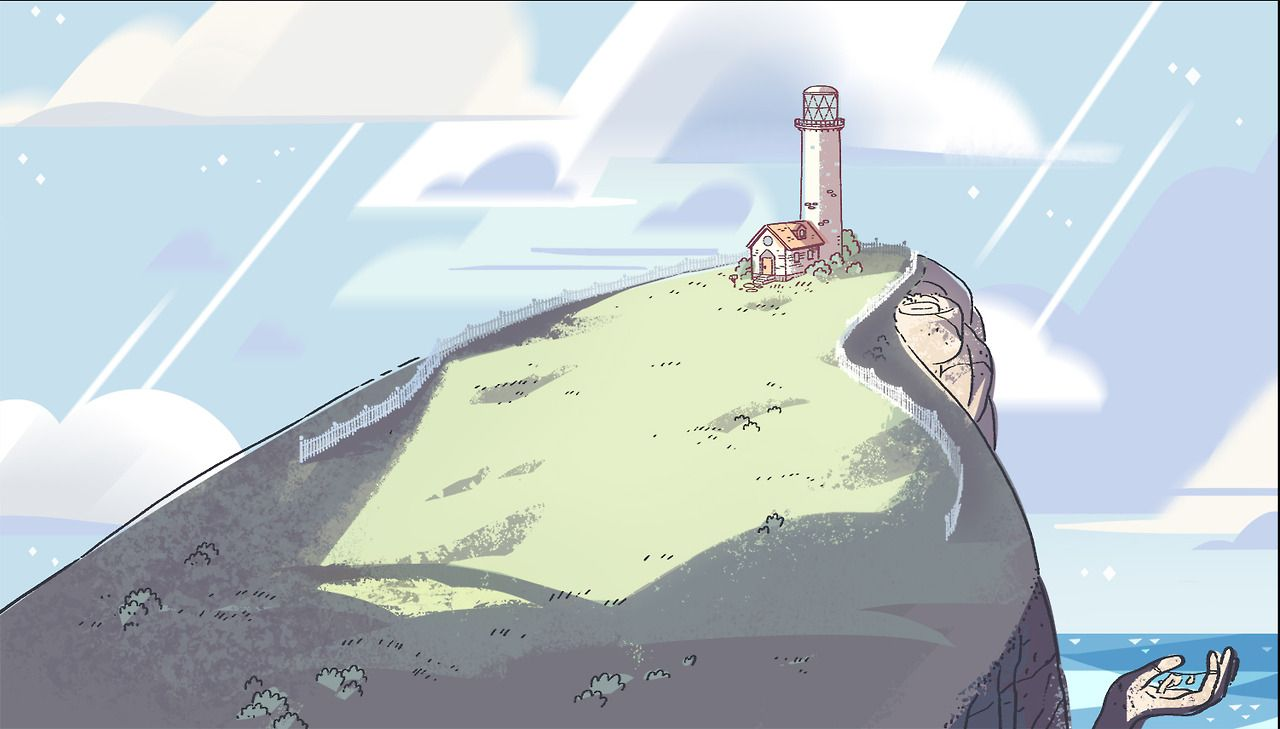 Steven Crewniverse Behind The Scenes Universe A Selection Of