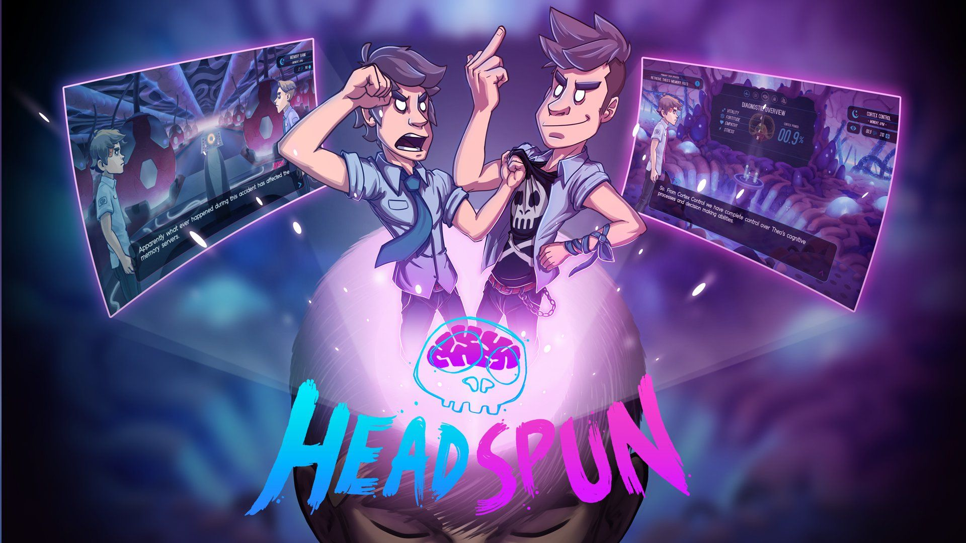 New FMV Adventure Game Headspun Announced For PC & Console