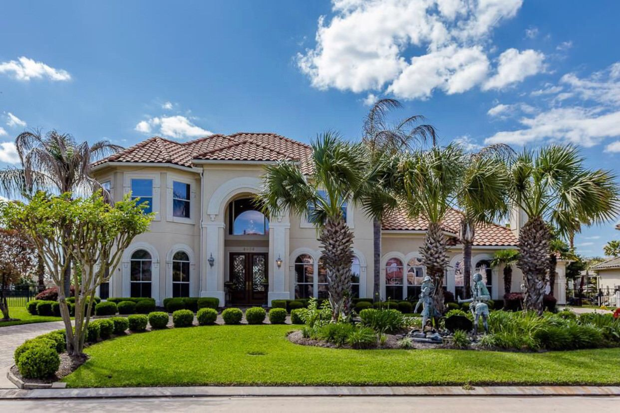 Lovely Home In Houston Tx 1 Million Dollar As Currently Listed